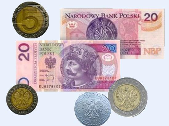 Банки польши курсы валют